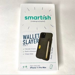 iPhone 11 Peo Max Smartish Wallet Phone Case